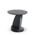 Table d'appoint Oblic / Teck - Ø 52 cm - Ethnicraft