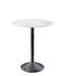 Brut Round table - / Marble - Outdoor - Ø 60 cm by Magis