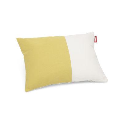 Decoration - Cushions & Poufs - Pop Pillow Cushion - / Cotton - 50 x 37.5 cm by Fatboy - Blossom - Cotton, Polypropylene fibre