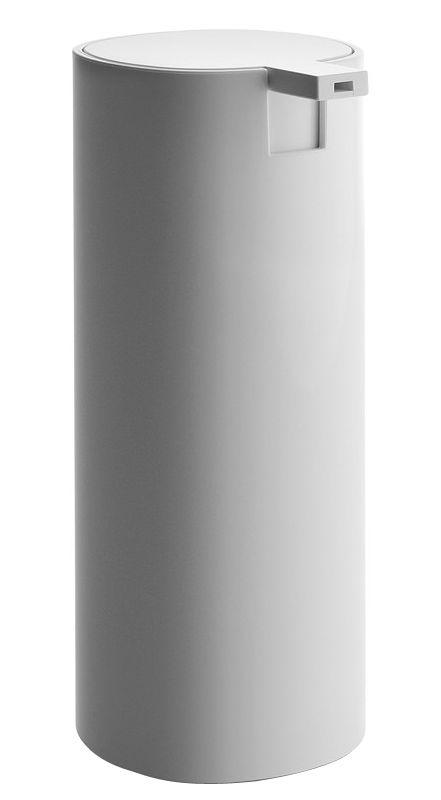 Accessoires - Accessoires salle de bains - Distributeur de savon Birillo / 20 cl - Alessi - Blanc - PMMA