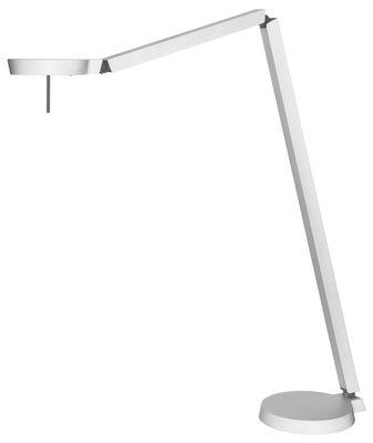 Lighting - Floor lamps - Claesson Koivisto Rune w081f Floor lamp - LED - H 96 cm by Wästberg - White - Cast aluminium, Extruded aluminium, Plastic