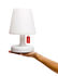 Edison the Petit II Lampe ohne Kabel H 25 cm / LED / akkubetrieben - auch via USB aufladbar - Fatboy