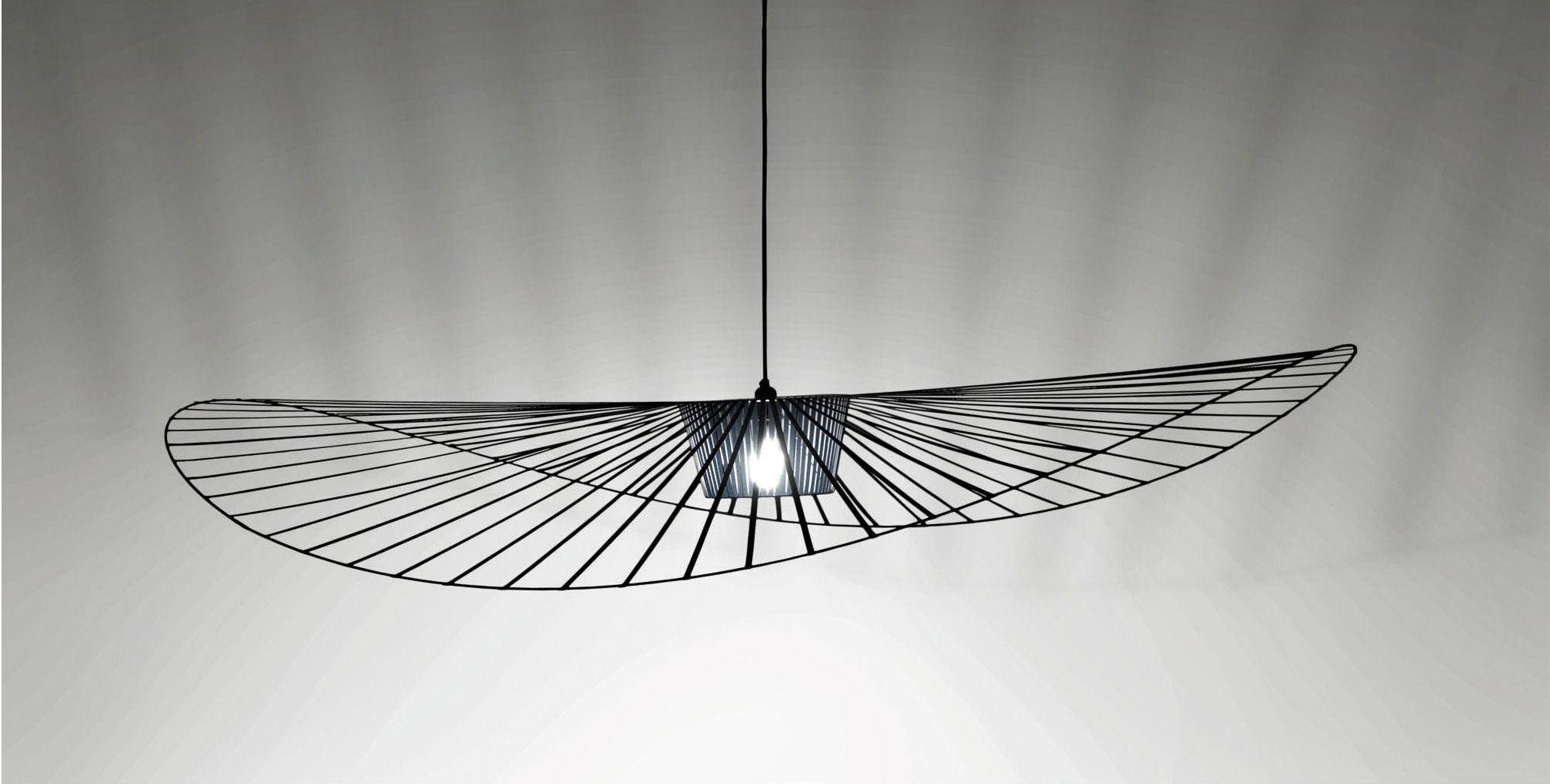 suspension vertigo large 200 cm vert bleu petite friture. Black Bedroom Furniture Sets. Home Design Ideas