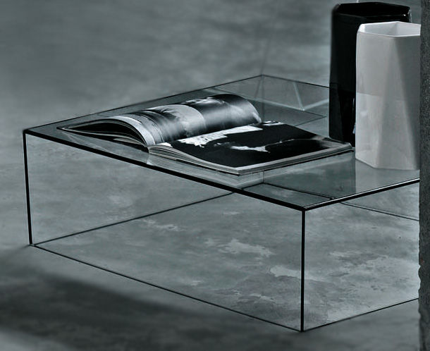 Wire Frame Coffee Table.Wireframe Coffee Table 60 X 57 Cm By Glas Italia