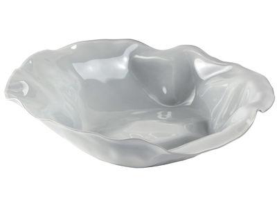Corbeille Sarria / Ø 27,5 cm - Alessi blanc en métal
