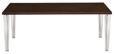 Scopri tavolo top top 190 cm piano in weng weng di - Tavolo top top kartell ...