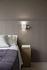 Binarell LED Wall light - / Legs - Ceramic by Karman