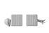 Applique Binarell LED - / Gambe - Ceramica di Karman