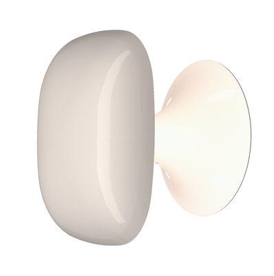 Luminaire - Appliques - Applique Kinoko LED - Kundalini - Blanc - Métal laqué