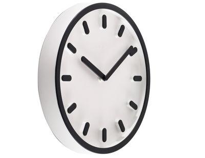 Horloge murale Tempo - Magis noir en matière plastique