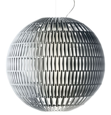 Lighting - Pendant Lighting - Tropico Sphera Pendant - Modular by Foscarini - Transparent - Metal, Plastic material