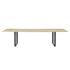 70-70 XXL Rectangular table - / 295 x 108 cm - Solid oak by Muuto