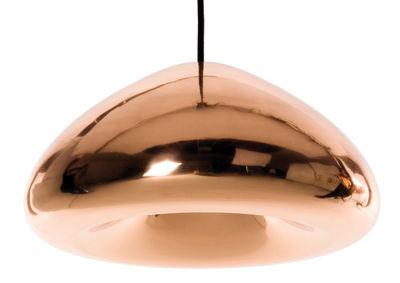 Suspension Void - Tom Dixon cuivre en métal