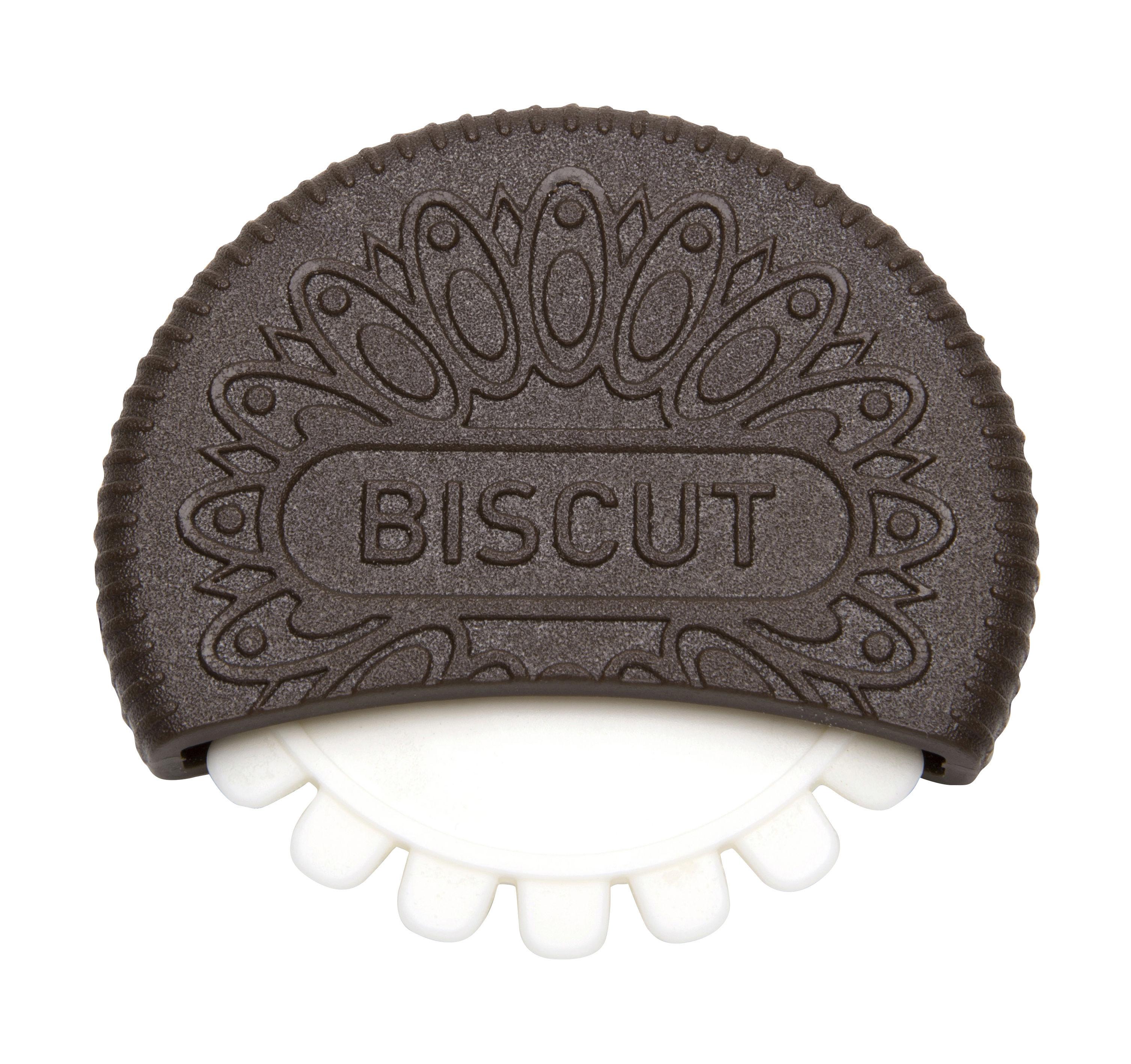 Accessories - Home Accessories - Biscut Utensil - Cookie cutter by Pa Design - Dark brown / White - Hard plastic
