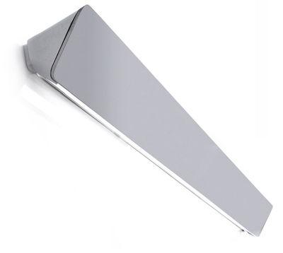 Lane Wandleuchte L 155 cm - Luceplan - Aluminium mattiert