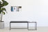 Andrea Bench - / L 140 cm – Leather & wood by Serax