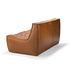 Canapé droit N701 / L 140 cm - Cuir - Ethnicraft