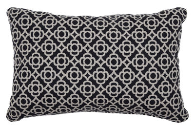 Interni - Cuscini  - Cuscino per esterno Lorette - / 68 x 44 cm di Fermob - Liquirizia - Acrilico