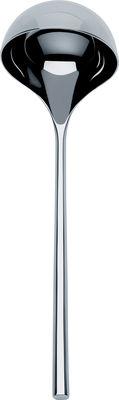 Tableware - Serving Cutlery - Mu Ladle by Alessi - Steel - Stainless steel 18/10
