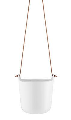 Pot suspendu / Réserve d'eau - Grès - Eva Solo naturel,blanc craie en céramique