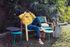 Tavolino Cocotte - / L 55 x H 43,5 cm - Piano rimovibile di Fermob