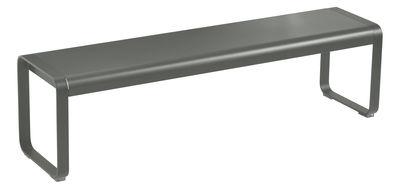 Banc Bellevie / L 161 cm - 4 places - Fermob romarin en métal
