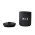 Milk pot - / Porcelain by Design Letters