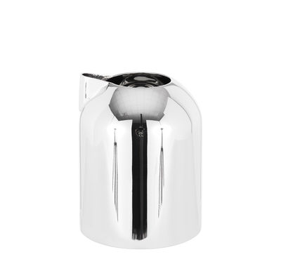 Tableware - Tea & Coffee Accessories - Form Milk pot by Tom Dixon - Polished steel - Polished stainless steel