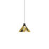 Parrot XS Pendant - / Ø 26 x H 18 cm - Hand-braided abaca by Forestier
