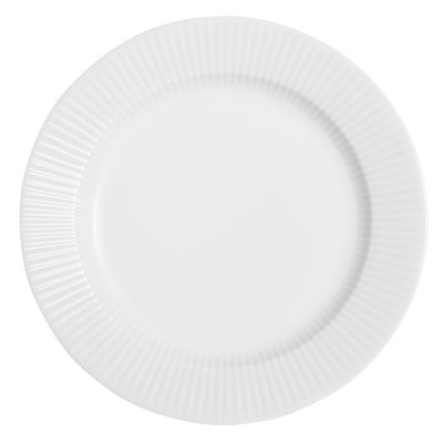 Tableware - Plates - Legio Nova Plate - Ø 25 cm by Eva Trio - White - China