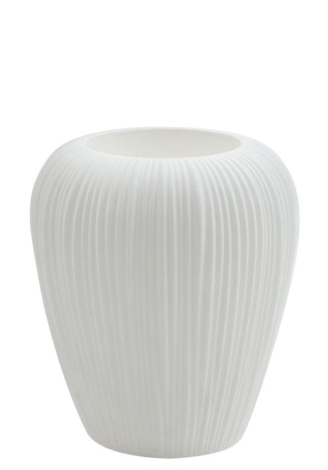 Outdoor - Pots et plantes - Pot de fleurs Skin Small / H 60 cm - MyYour - Blanc - Poleasy®