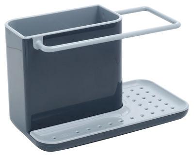 Kitchenware - Kitchen Sink Accessories - Caddy Sink area organiser - Storage set for sink by Joseph Joseph - Grey & Grey - ABS