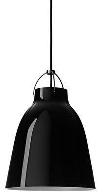 Suspension Caravaggio Medium / Ø 25,7 cm - Lightyears noir en métal