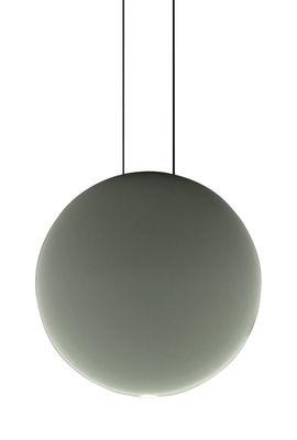 Suspension Cosmos LED / Ø 27 cm - Vibia vert en matière plastique