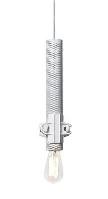 Suspension Nando / H 35 cm - Karman blanc en métal