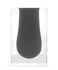 Vase Bel Air Mega Scoop / Acrylique - Rectangle H 33 cm - Jonathan Adler