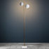 Lederam F2 Floor lamp - / LED - H 198 cm by Catellani & Smith