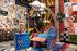 Lampada a stelo Street Lamp Outdoor - / Resina - L 242 x H 190 cm di Seletti