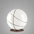 Lampada da tavolo Armilla - / Ø 36 cm - Vetro di Fabbian