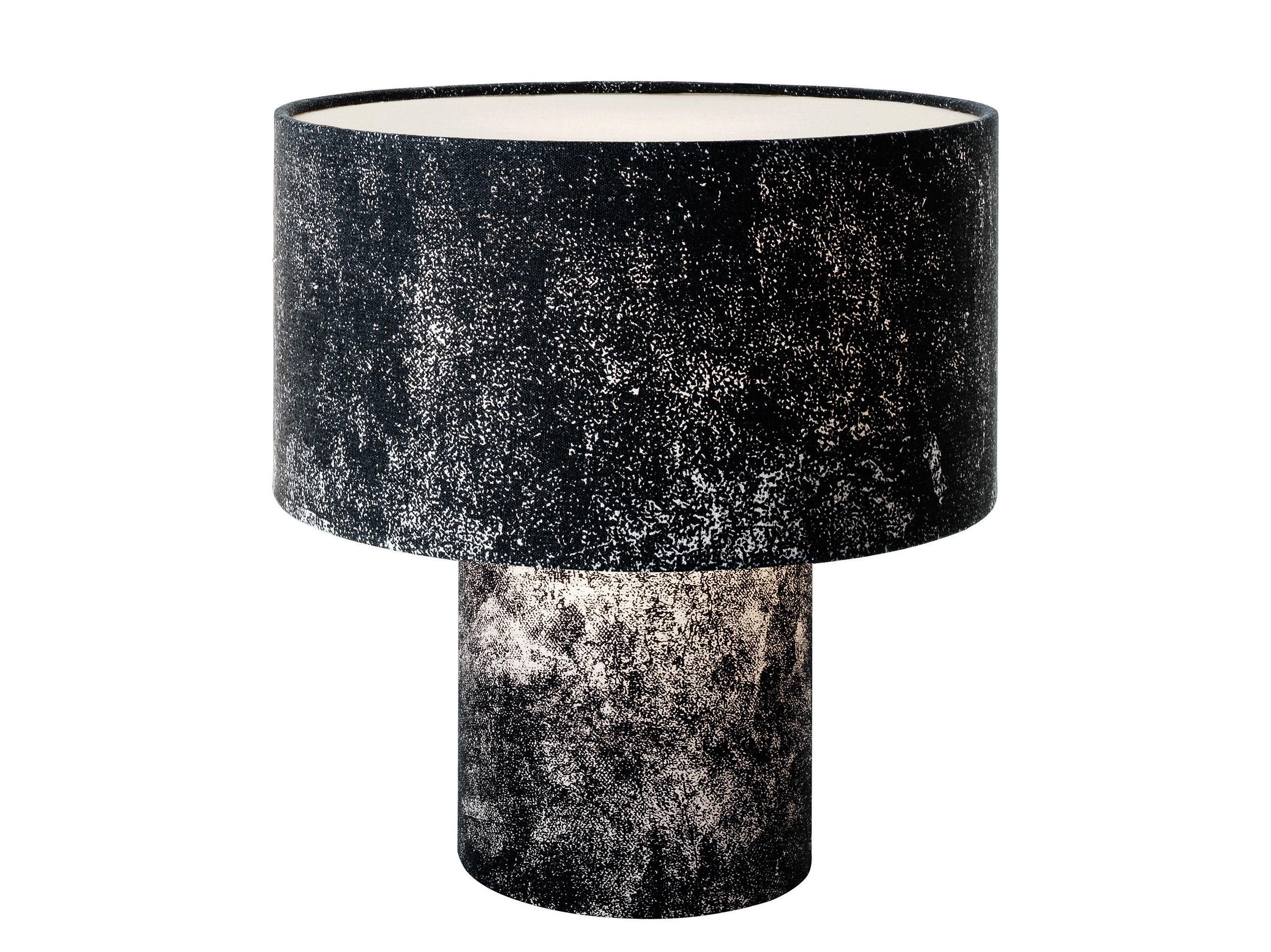 Luminaire - Lampes de table - Lampe de table Pipe H 53 cm - Diesel with Foscarini - Noir - Métal, Tissu