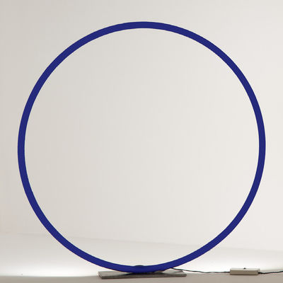 Lampe de table Sorry Giotto 1 LED - Catellani & Smith bleu en métal