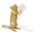 Mouse Standing #1 Tischleuchte / stehende Maus - Seletti