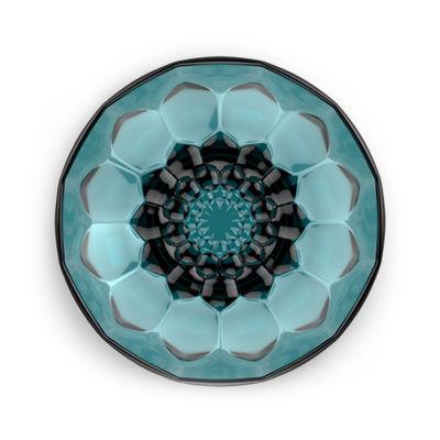 Möbel - Garderoben und Kleiderhaken - Jellies Family Wandhaken M / Ø 13 cm x H 6 cm - Kartell - Himmelblau - PMMA