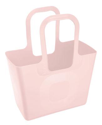 Decoration - Children's Home Accessories - Tasche XL Basket - / L 44 x H 54 cm by Koziol - Rose Queen - Plastic