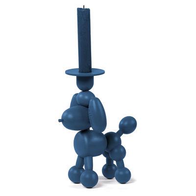 Déco - Bougeoirs, photophores - Bougeoir Can-dolly / Aluminium - Fatboy - Bleu - Aluminium