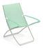Chaise longue Snooze / Pliable - 2 positions - Emu