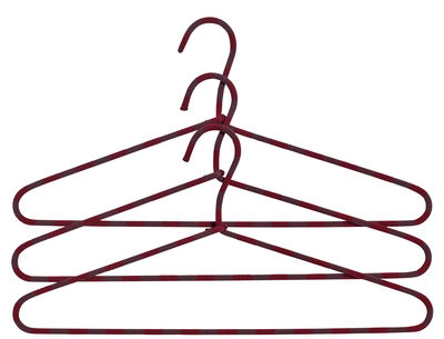 Cord Stripe Stoff 3er Set Hay Kleiderbugel