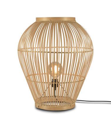 Luminaire - Lampadaires - Lampe à poser Tuvalu Large / Bambou - H 70 cm - GOOD&MOJO - H 70 cm / Naturel - Bambou