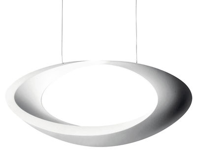 Lighting - Pendant Lighting - Cabildo Pendant by Artemide - White - Painted aluminium