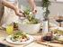 Uno Salad bowl - / With steel cutlery by Joseph Joseph